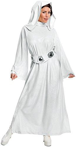 STAR WARS - Princess Leia - Adult Costume Lady : MEDIUM