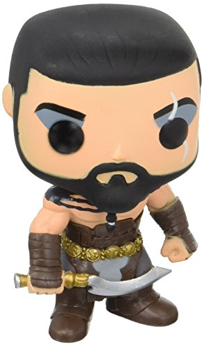 Khal Drogo, Juego de Tronos · Figura Funko Pop!