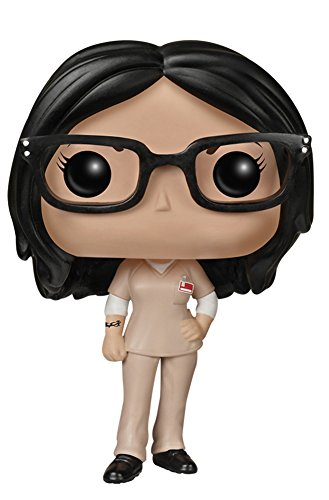 Orange is the new black · Alex Vause · Figura Funko Pop!