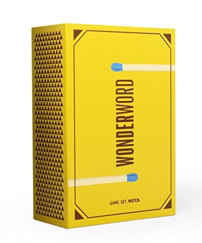 Wonderword, juego de cartas para toda la familia