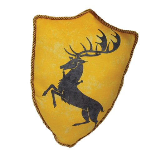 Cojín Juego De Tronos - Ours Is The Fury - Baratheon