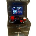 Máquina Mini Arcade - retro 16 bits - 240 juegos