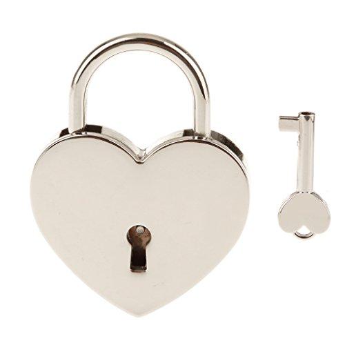 Candado Seguridad Equipaje Corazón