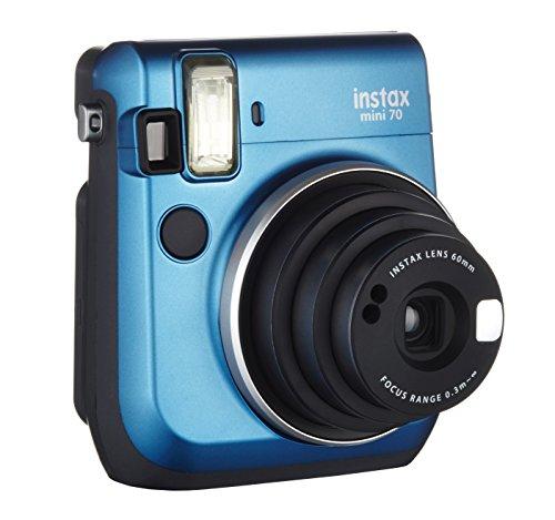 Fujifilm Instax Mini 70 - Cámara analógica instantánea