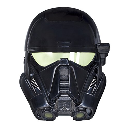 Star Wars Rogue One - Máscara electrónica Death Trooper (Hasbro C0364EU4)