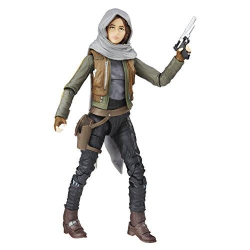 Star Wars - Figura Rogue One Sargento Jyn Erso Jedha