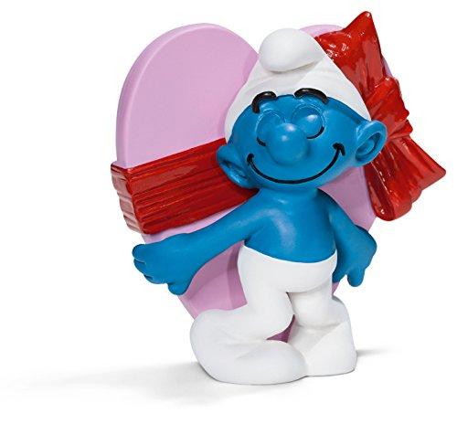 Pitufo San Valentín, figura