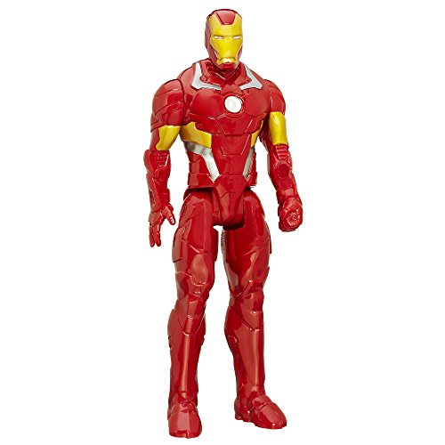 Figura Iron Man, Marvel Avengers - 30 cm (Hasbro B6152ES0)