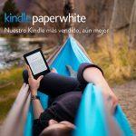 """E-reader Kindle Paperwhite, pantalla de 6"""" (15,2 cm) de alta resolución (300 ppp) con luz integrada"""
