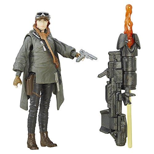 Star Wars Rogue One: Una Historia de Star Wars Sergeant Jyn Erso 9.5cm Figura de acción