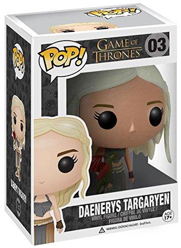 Juego de Tronos Figura Vinilo Daenerys Targaryen