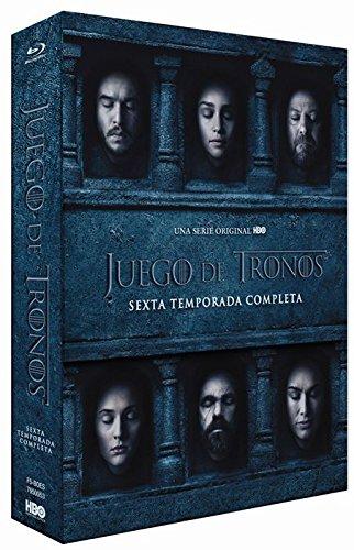 Juego De Tronos - Temporada 6 [Blu-ray]