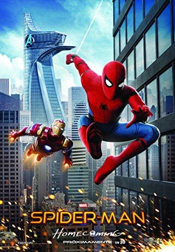 Spider-Man: Homecoming (4K Uhd Bd) [Blu-ray]