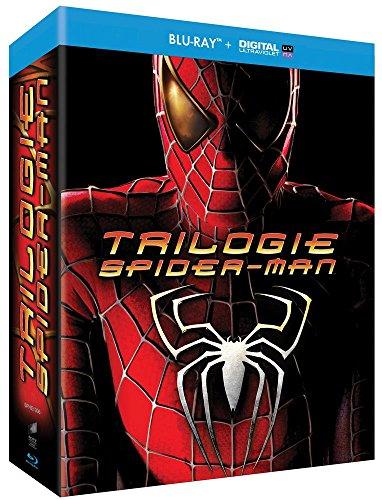 Trilogía Spider-Man - 1, 2 y 3 [Blu-ray]