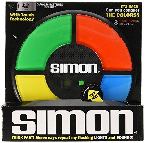 Simon Electronic Game - Juego de Simón dice