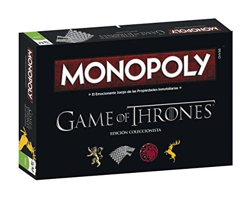 Monopoly - Edición juego de tronos