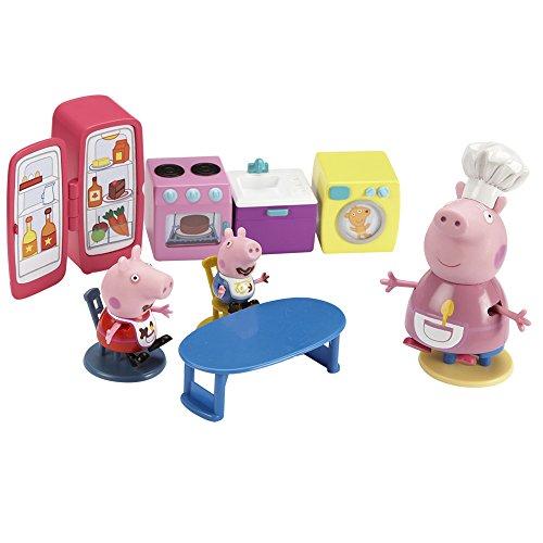 Peppa Pig - La cocinita (Bandai 03363)