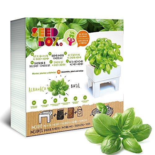 Seed Box Cultívame - Huerto urbano