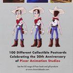 100 Postcards Art of Pixar