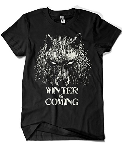 344-Camiseta Winter Is Coming (Fuacka)