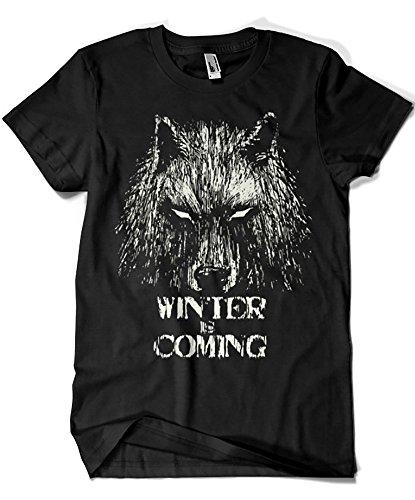 Camiseta Winter Is Coming (Fuacka)