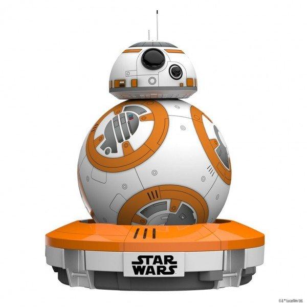 Sphero - Robot electrónico BB-8 Star Wars
