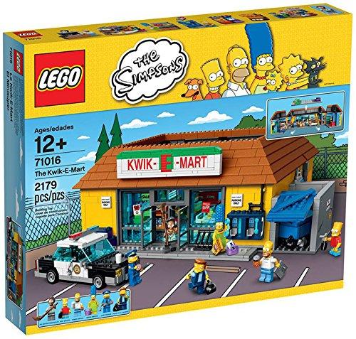 Lego The Simpsons - El Badulaque