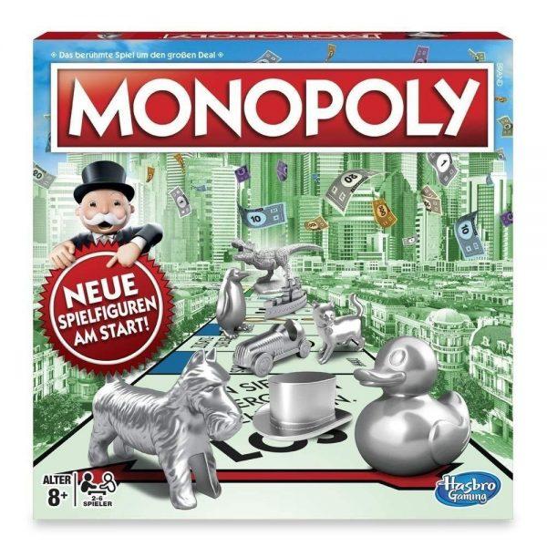 Monopoly, juego de mesa clásico