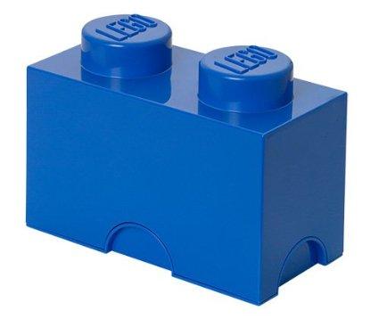 Caja Bloque Lego Azul