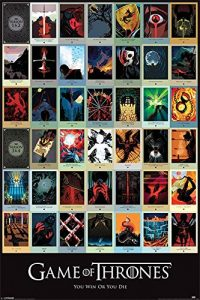 Los Mejores Posters de Juego de Tronos Ficción Guías de Compras