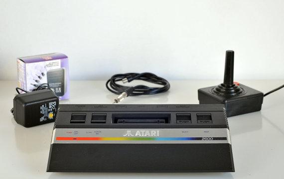 Atari 2600 - Consola año 1986