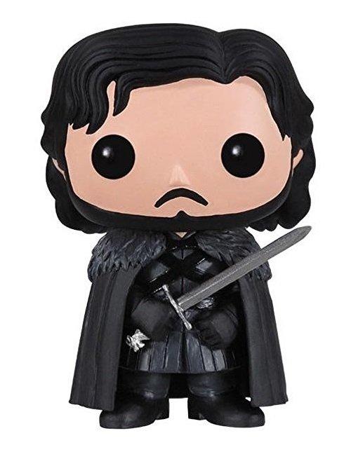 Jon Snow, Juego de Tronos · Figura Funko Pop!