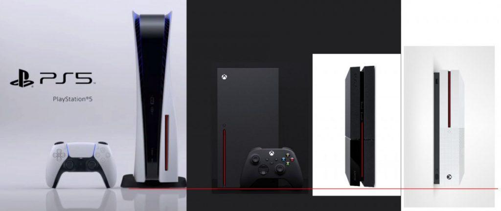 Comparativa PS5 frente a otras consolas